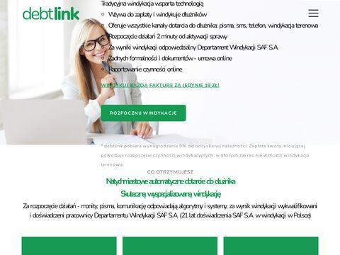 Windykacja online