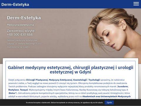 Medycyna Estetyczna Gdynia - Derm-Estetyka