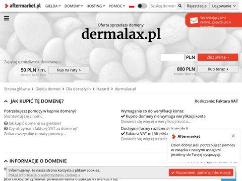 Dermalax - Bezkonkurencyjny wype艂niacz zmarszczek