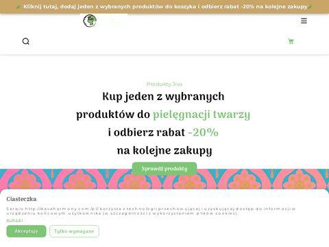 DEVA Harmony - produkty ajurwedyjskie