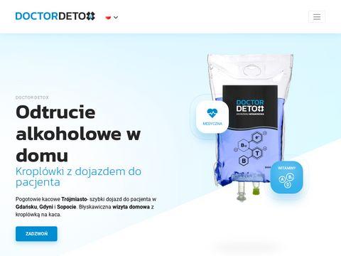 Detoks alkoholowy Gda艅sk