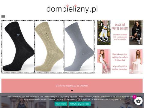 Bielizna online - sklep https://dombielizny.pl/
