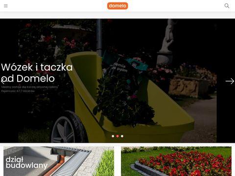 Sklep internetowy Domelo.pl - Doniczki i Artyku艂y Ogrodowe