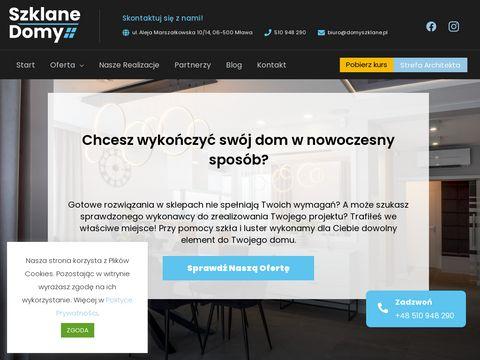 Us艂ugi Szklarskie - Domyszklane.pl