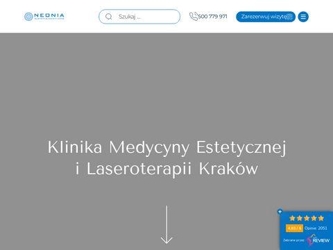 Dermatologia estetyczna - Dr Kopycińska Kraków
