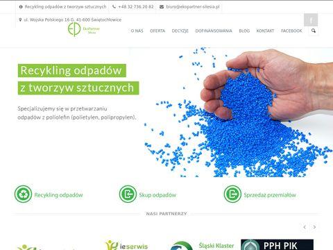 Ekopartner-silesia.pl - skup tworzyw sztucznych