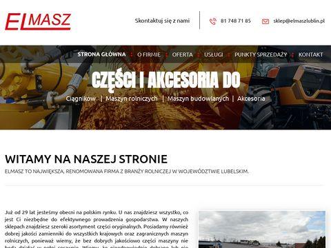 Dorabianie przewodów hydraulicznych - Elmasz
