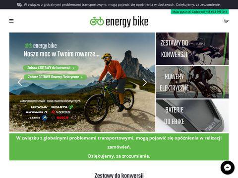 Rowery elektryczne - Energy Bike