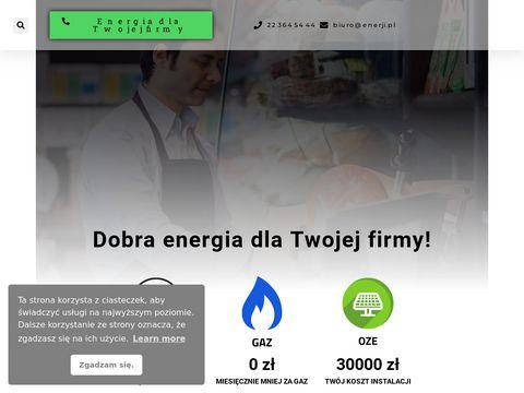 Enerji.pl - fotowoltaika dla Twojego domu
