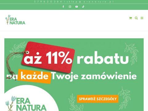 Kosmetyki Naturalne, Wegańskie i Rzemieślnicze - EraNatura.pl