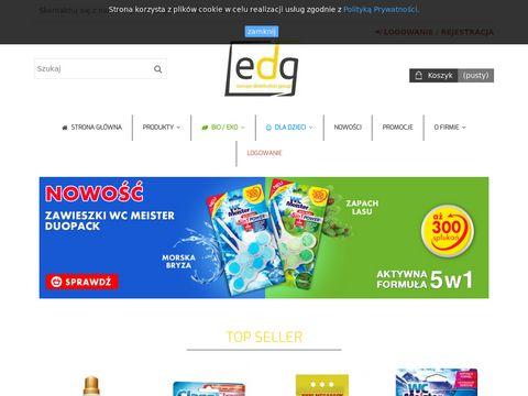 Eurochemia - hurtownia chemiczna online