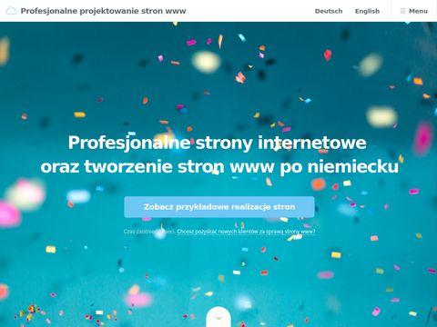 Profesjonalne projektowanie stron internetowych WWW