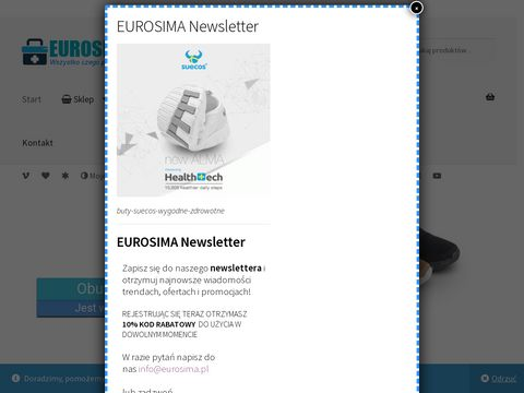 Eurosima - akcesoria dentystyczne, stomatologiczne