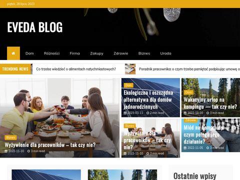 Naturalne Kosmetyki Bio - EVEDA.PL