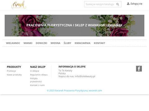 Wianki sklep  ewianek.com