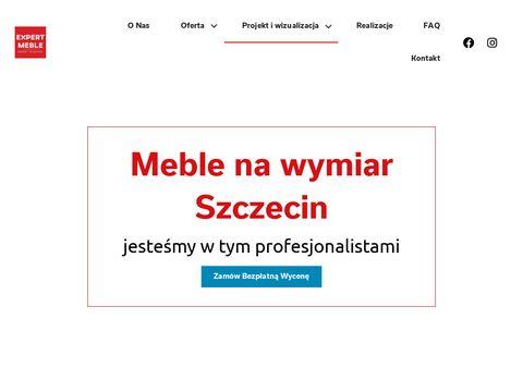 Expert Meble - Meble Na Wymiar Szczecin: Kuchnie, Łazienki, Szafy