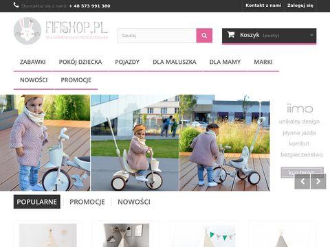 Fifishop.pl   sklep dla dzieci
