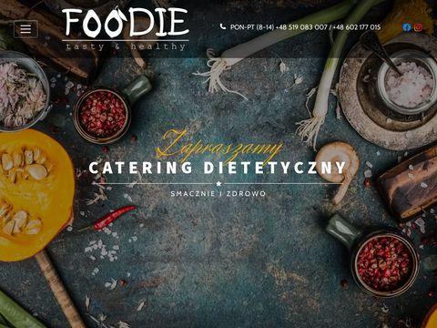 Catering dietetyczny, dieta pudełkowa Bielsko-Biała - Foodiediet