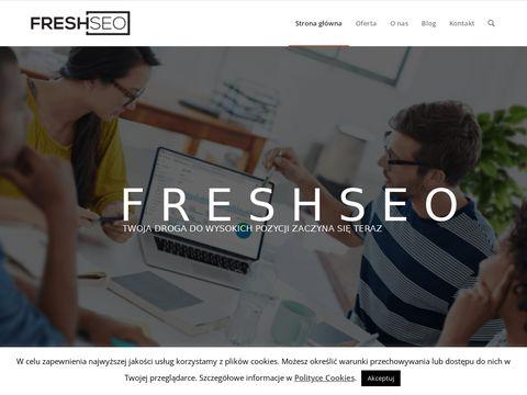 Freshseo.pl - tagi na bloga.