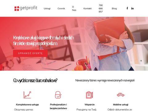 Biuro rachunkowe | getprofit.pl