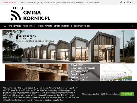 Gmina Kórnik - Wiadomości, Informacje, Portal Mieszkańca