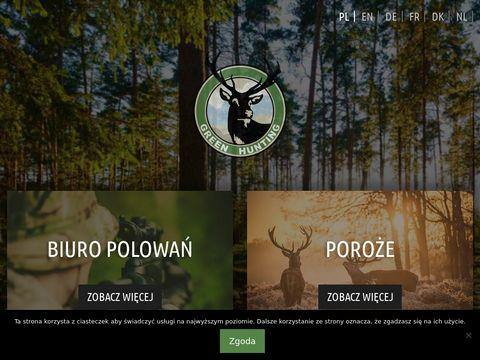 Green Hunting - polowania
