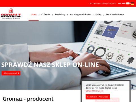 Producent drut贸w - gromaz.pl