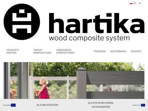 Producent Hartika
