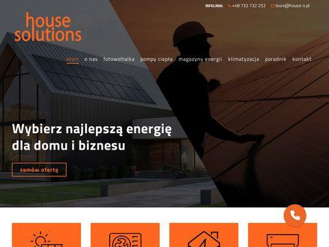 Klimatyzacja - House Solutions Sp. z o.o.