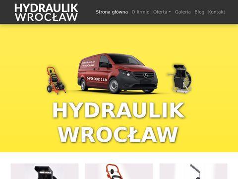 Hydraulik Wroc艂aw - Us艂ugi Hydrauliczne w Wroc艂awiu