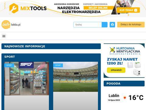 Serwis informacyjny z Lubelszczyzny