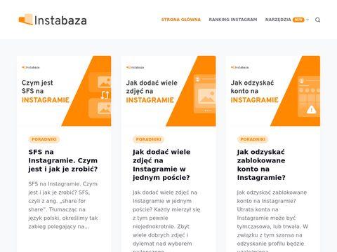 Instabaza.pl - Ciekawostki, Porady i Fakty dotycz膮ce Instagrama.
