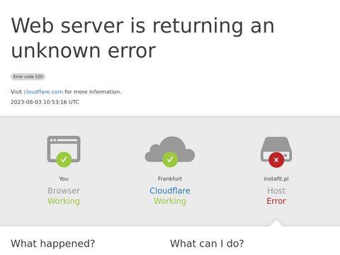 InstaFit.pl - Blog o odchudzaniu