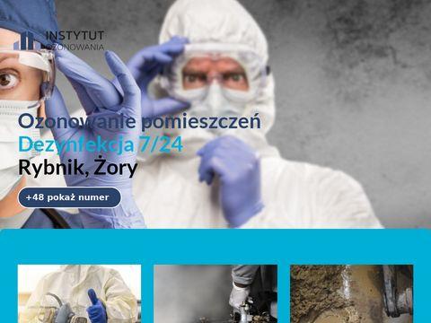 Ozonowanie Instytut-ozonowania.pl