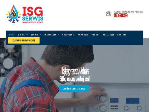 ISG - Serwis piec贸w Krak贸w