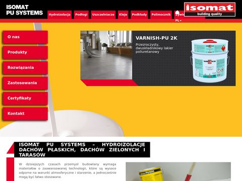 Isomat-pu-systems.pl