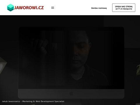 Jakub Jaworowicz - Specjalista ds Marketingu i WordPress