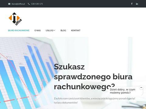 Księgowość Pruszcz - jtoffice.pl