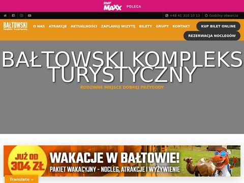 Park rozrywki juraparkbaltow.pl