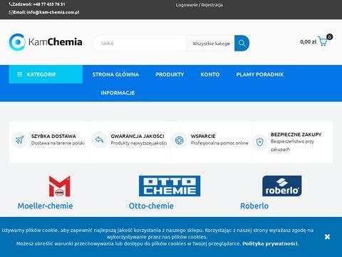 Kam-Chemia - sklep z chemi膮 kamieniarsk膮