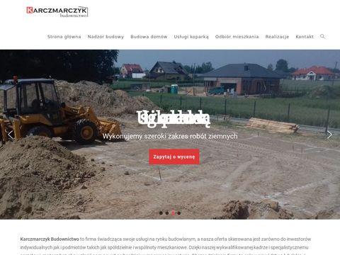 Budowa dom贸w - karczmarczyk-budownictwo.pl