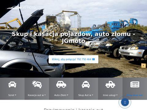 Złomowanie Samochodów,kasacja, wymiana opon,zachodniopomorskie Szczecin