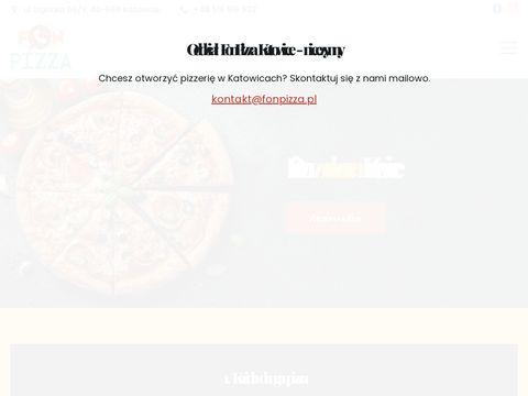 Pizza na telefon Katowice