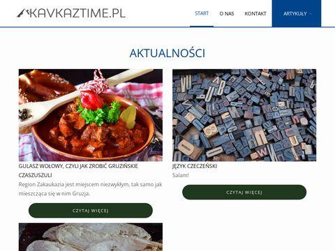 KavkazTime - kaukaz informacje