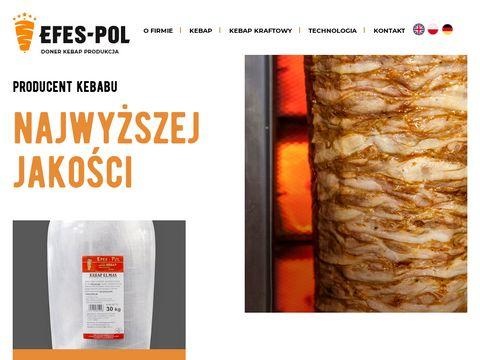 Hurtownia miÄ™sa typu kebab - kebap.pl
