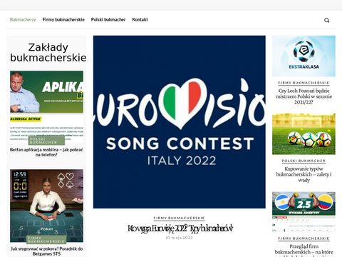 Zak艂ady bukmacherskie online w Polsce