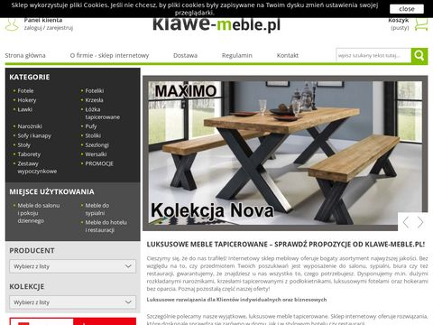 Salon meblowy Leszno - meble tapicerowane