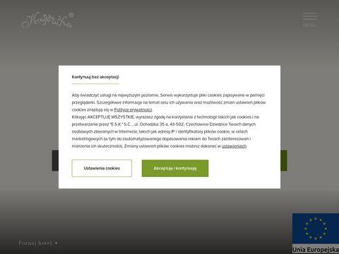 Krup贸wka Hotel Szczyrk