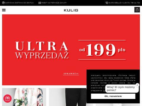 Sklep internetowy z butami