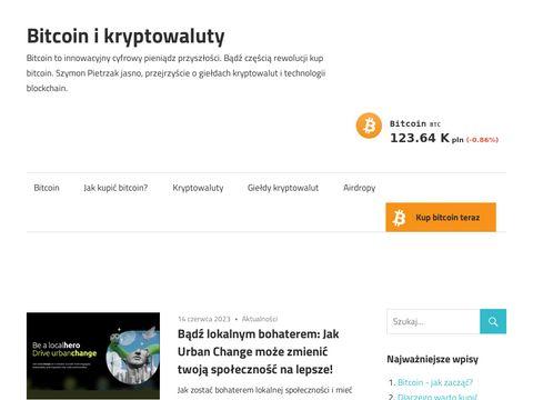 Bitcoin - innowacyjny cyfrowy pieniÄ…dz